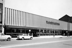 Woolworths Facades